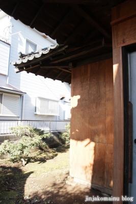 八雲神社(上尾市大谷本郷)5