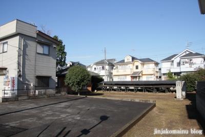 八雲神社(上尾市大谷本郷)1