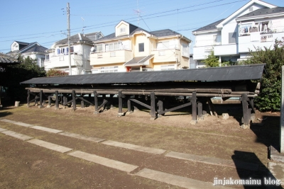八雲神社(上尾市大谷本郷)2