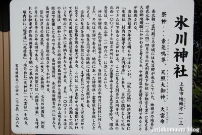 氷川神社(上尾市地頭方)8
