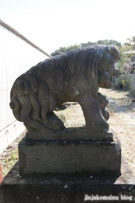 氷川神社(上尾市地頭方)14