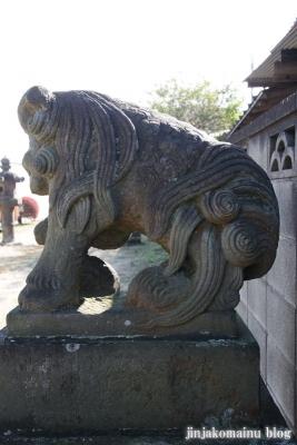 氷川神社(上尾市地頭方)18