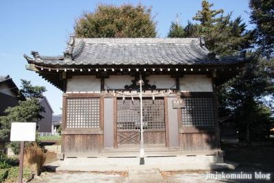 愛宕神社(上尾市堤崎)4