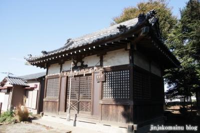 愛宕神社(上尾市堤崎)7