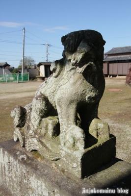 愛宕神社(上尾市堤崎)18