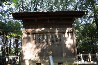 浅間神社(上尾市戸崎)5