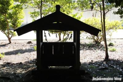 浅間神社(上尾市戸崎)10