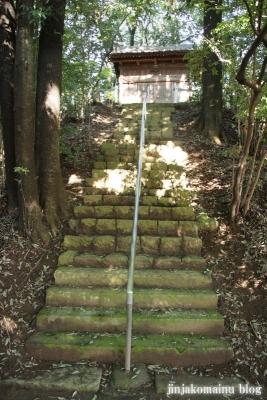 浅間神社(上尾市戸崎)8