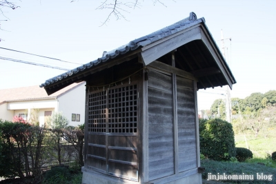 御嶽神社(上尾市戸崎)10