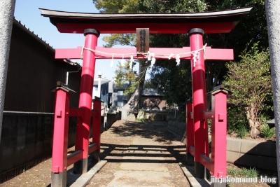 稲荷神社(さいたま市北区別所町)3
