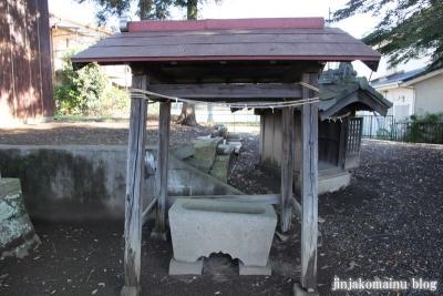 稲荷神社(さいたま市北区別所町)5