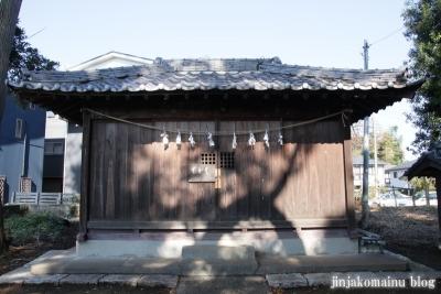 稲荷神社(さいたま市北区別所町)8
