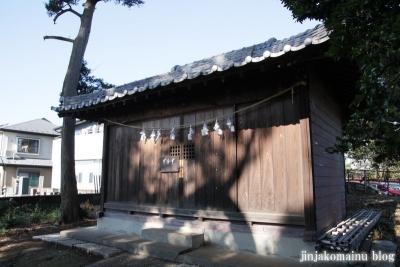 稲荷神社(さいたま市北区別所町)9