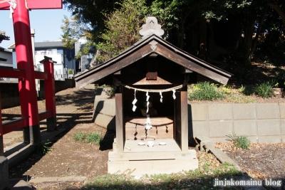 稲荷神社(さいたま市北区別所町)13