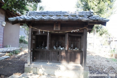 稲荷神社(さいたま市北区別所町)11