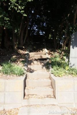 稲荷神社(さいたま市北区別所町)14