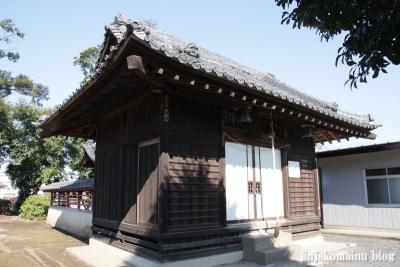 武国神社(さいたま市北区奈良町)9