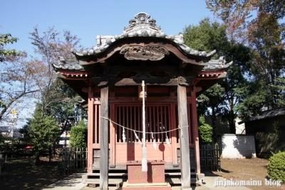南方神社(さいたま市北区吉野町)10
