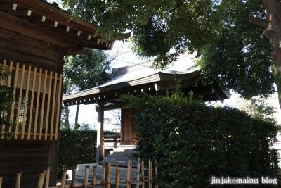 南方神社(さいたま市北区吉野町)12