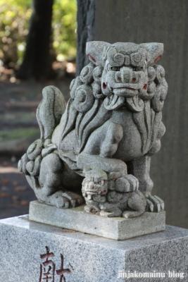 加茂神社(さいたま市北区宮原町)4