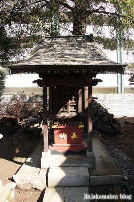 加茂神社(さいたま市北区宮原町)25