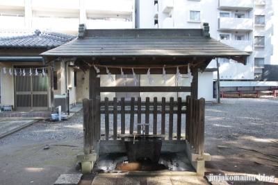 加茂神社(さいたま市北区宮原町)8