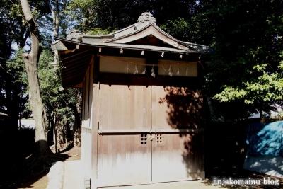 加茂神社(さいたま市北区宮原町)20