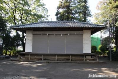 加茂神社(さいたま市北区宮原町)21