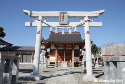 吉野神社(さいたま市北区吉野町)3