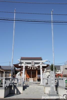 吉野神社(さいたま市北区吉野町)1