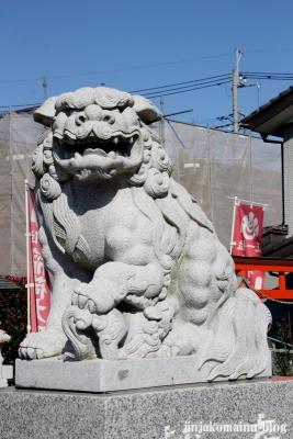 吉野神社(さいたま市北区吉野町)6