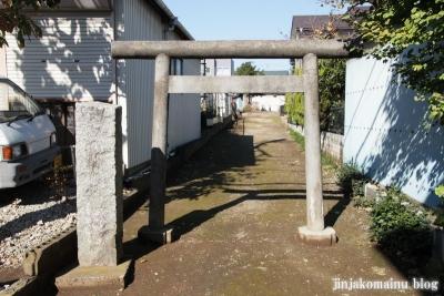 熊野神社(さいたま市北区今羽町)1