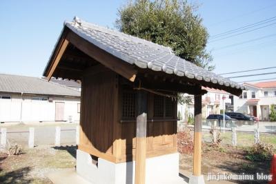 熊野神社(さいたま市北区今羽町)3