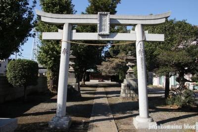 本郷神社(さいたま市北区本郷町)6