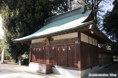本郷神社(さいたま市北区本郷町)11