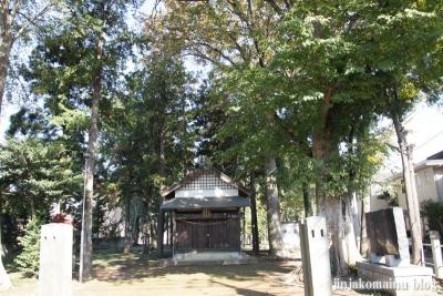 須賀神社(さいたま市北区本郷町)1