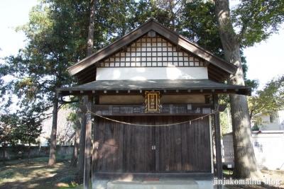 須賀神社(さいたま市北区本郷町)2