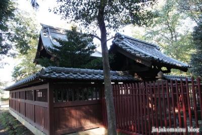 氷川神社(さいたま市見沼区東大宮)13