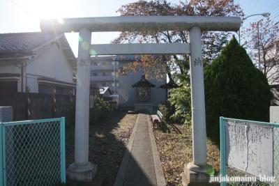 石上神社(さいたま市北区東大成町)3