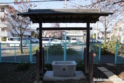 石上神社(さいたま市北区東大成町)4