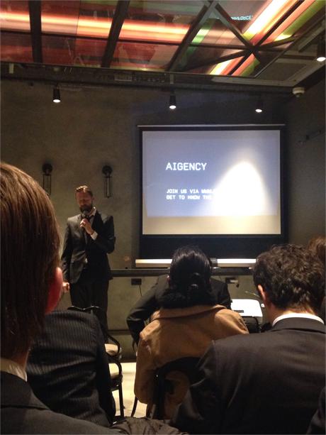 昨晩、オランダ大使館が主催する「Entrepreneur's Night」に参加