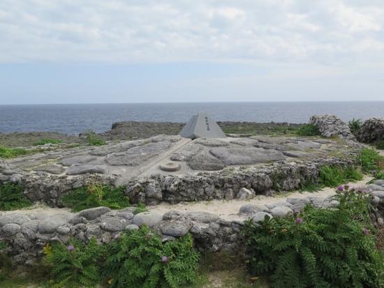 波照間島 最南端