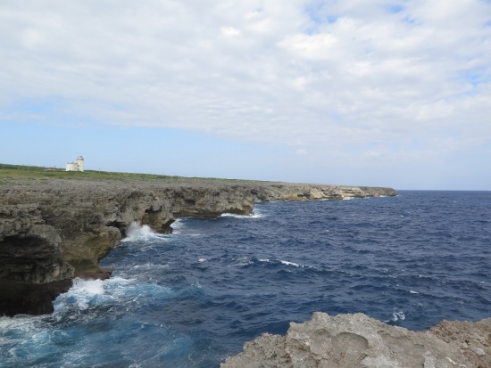 波照間島 最南端 高那崎