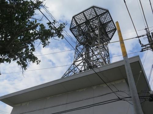 波照間 電波塔