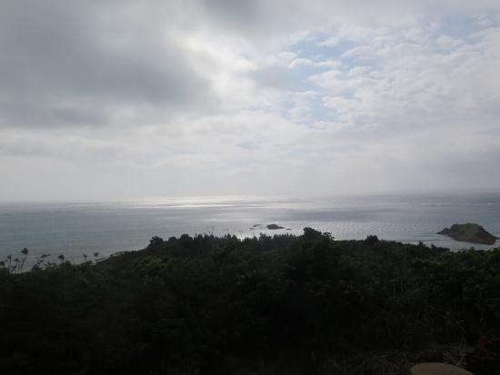 石垣島 玉取崎からの眺め