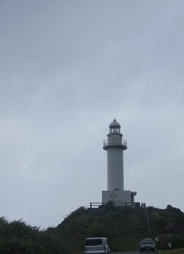 石垣島 御神崎灯台(うがんざきとうだい)