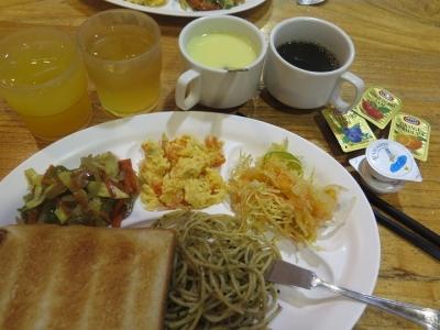 石垣島 ホテルみずほの朝ごはん