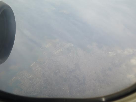 沖縄本島 那覇空港