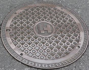 川崎 マンホール 東京ガス