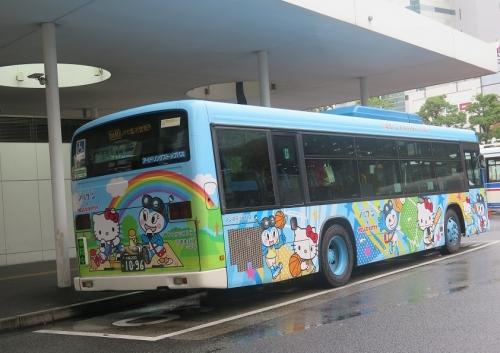 川崎 市営バス キティちゃん